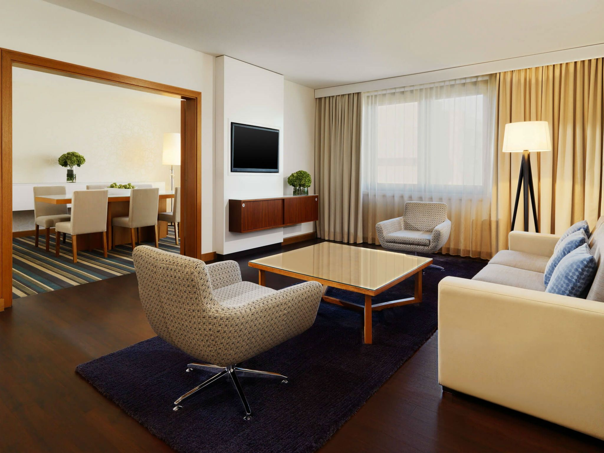Sheraton Grand Suite Frankfurt - Sheraton Frankfurt Airport Hotel & Conference Center