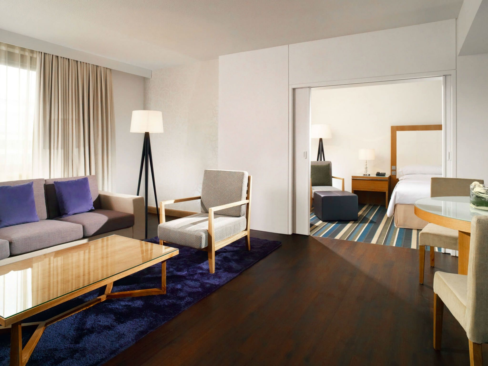 Sheraton Club Suite Frankfurt - Sheraton Frankfurt Airport Hotel & Conference Center